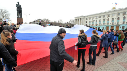 Russia hits back at US 'barefaced cynicism and double standards' over Ukraine