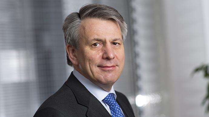 The chief executive of Shell oil company Ben van Beurden (AFP Photo / Reinier Gerritsen)