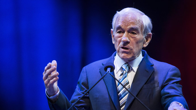 ​Ron Paul on Liz Wahl's claim: What RT reported was exactly what I said