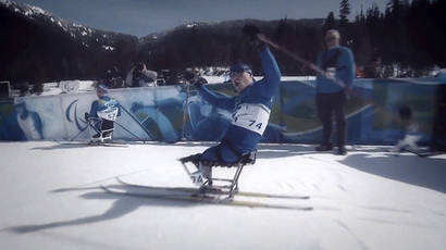 First day of Sochi Paralympics is GO: Russia grabs 12 medals