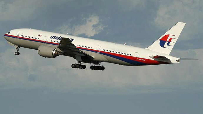 File photo. Malaysia Airlines Boeing 777-200 (Image from wikipedia.org)