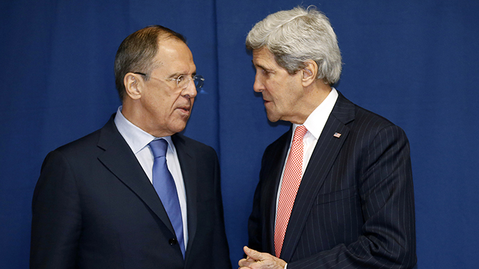 Sanctions against Russia will have 'boomerang' effect, Lavrov tells Kerry
