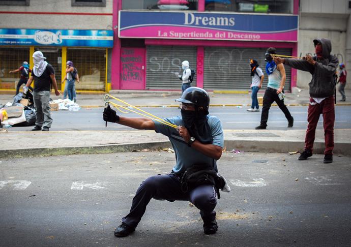 AFP Photo / Manaure Quintero