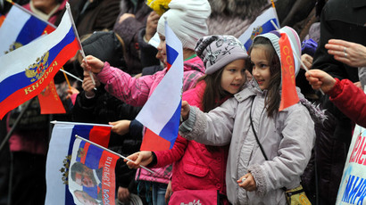 ​Why referendum? Crimeans speak out on Ukraine