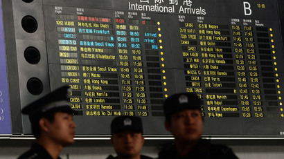 Malaysia launches terror probe over missing plane, debris reportedly spotted
