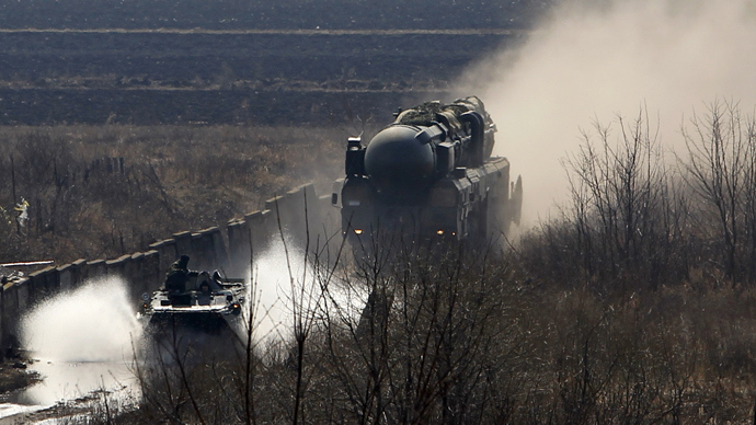 NATO starts air drills close to Ukraine's borders