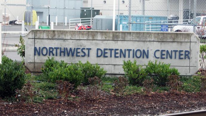 Hundreds of immigrant detainees go on hunger strike in Washington