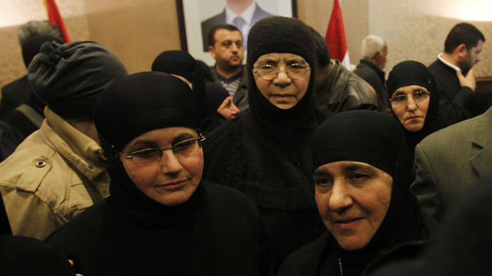 Nuns kidnapped in Syria's Maaloula set free