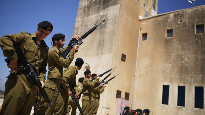 Israeli teens refuse to join army over settlement policies