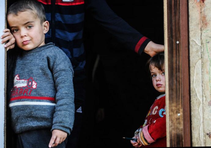 AFP Photo / Ozan Kose
