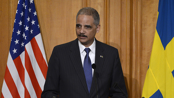 Holder admits heroin is now 'urgent public health crises'