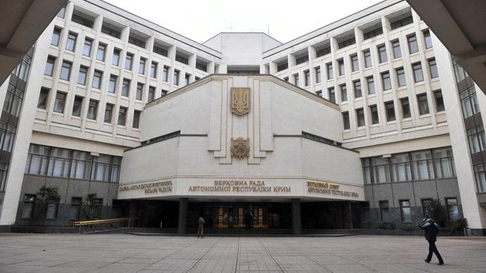 Crimea invites OSCE mission to observe referendum on region's future
