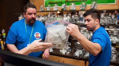 ​Colorado's first year of legal weed returns less taxes than expected