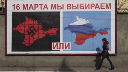 Crimea says provocations on the rise ahead of referendum