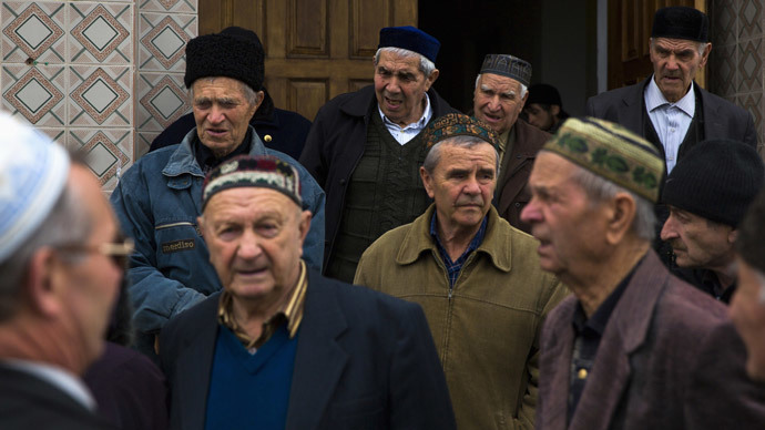 Crimean parliament guarantees broader rights to Tatar minority