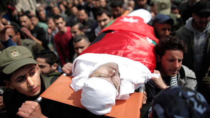​Israel 'regrets' killing Palestinian judge deemed 'terrorist'