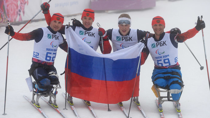 Sochi Paralympics Day 5: Russia can't stop winning at home Games