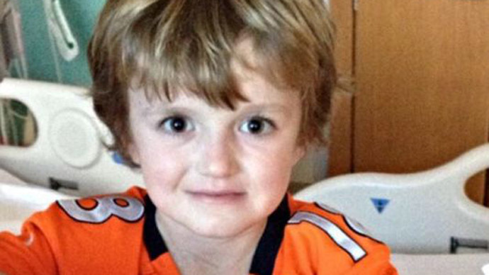 Bowing to public outrage, pharma company to give dying boy experimental drug