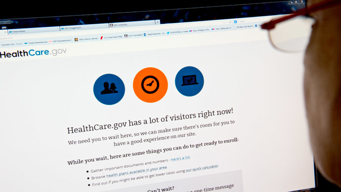 US government refuses to release info on HealthCare.gov site security