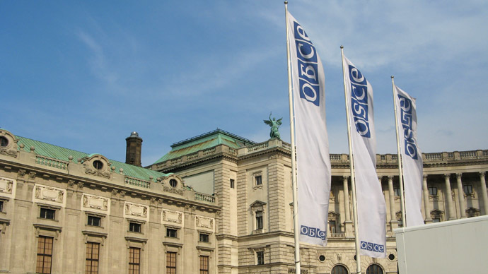 OSCE slams Ukraine's repressive censorship of Russian TV channels