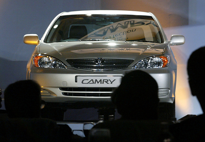 Toyota Camry (Reuters)