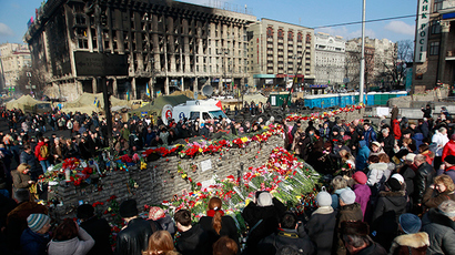 Reuters investigation exposes 'serious flaws' in Maidan massacre probe