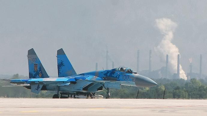 Russia allows Ukrainian surveillance flight to confirm no troops near border
