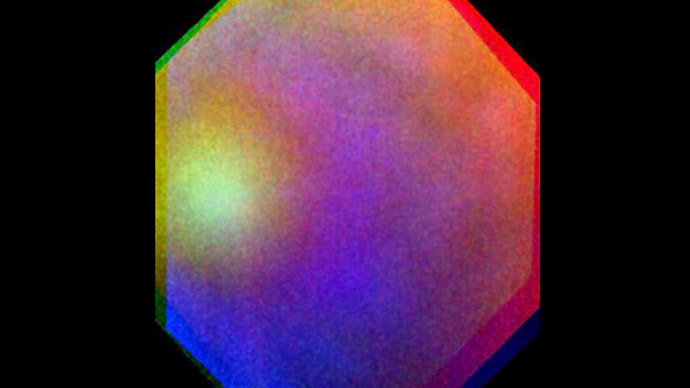 ​'Rainbow' on Venus captured by ESA