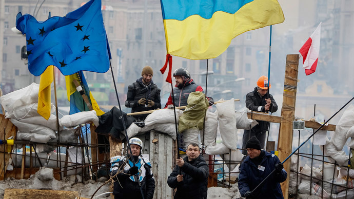 EU, US 'ideological sowing' behind current Ukrainian crisis – Russian official