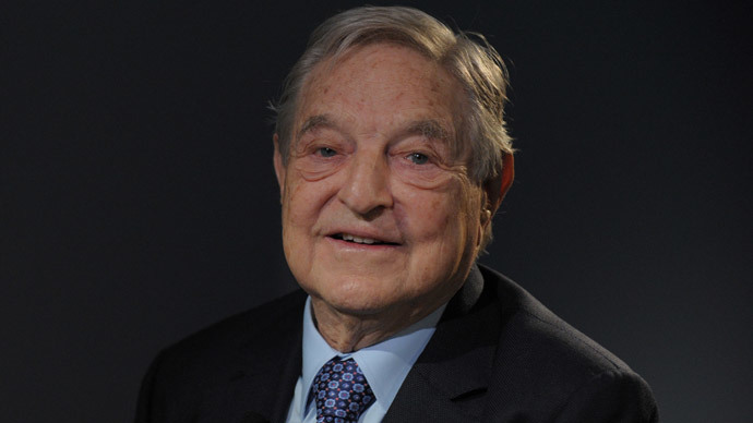​Soros tells Europe: Imposing sanctions on Russia not the best way forward