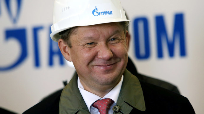 Gazprom doesn't want 'gas crisis' – CEO