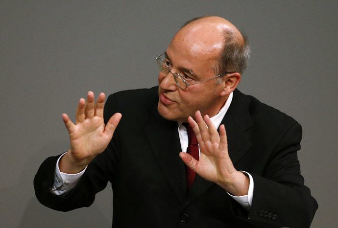 Gregor Gysi (Reuters/Thomas Peter)