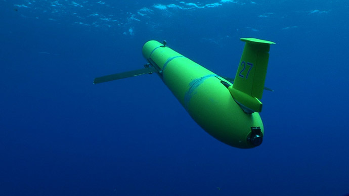 Underwater drone fleet's budget nearly doubled by the Pentagon