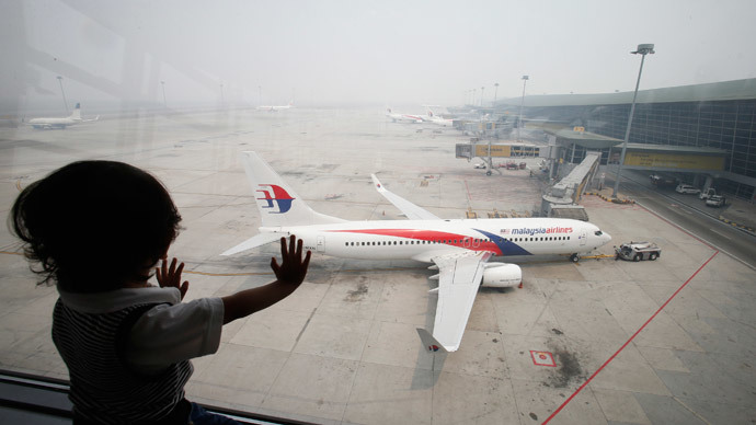 ​Disappeared Malaysia Airlines flight path altered by plane's computer – report