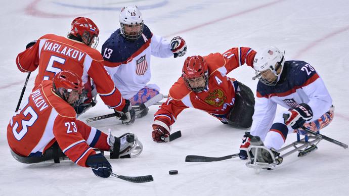 Sochi Paralympics Day 8: US wins sled hockey gold
