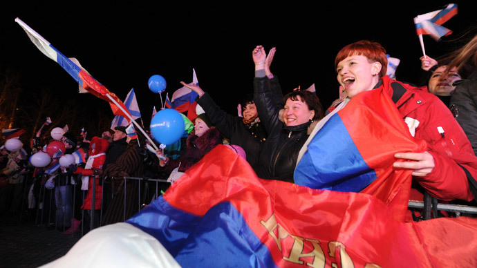 Crimea declares independence, seeks UN recognition