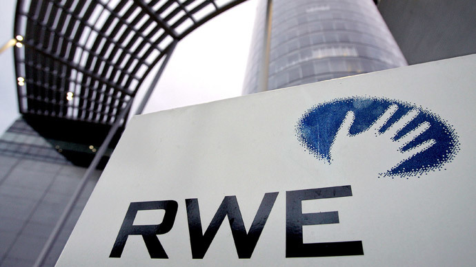 Russian investment group agrees to $7 bln energy deal with Germany's RWE