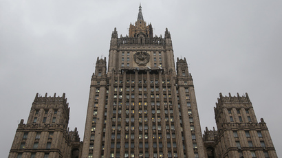 'Bias, double standards': Moscow bewildered by UN aide's remarks on Ukraine
