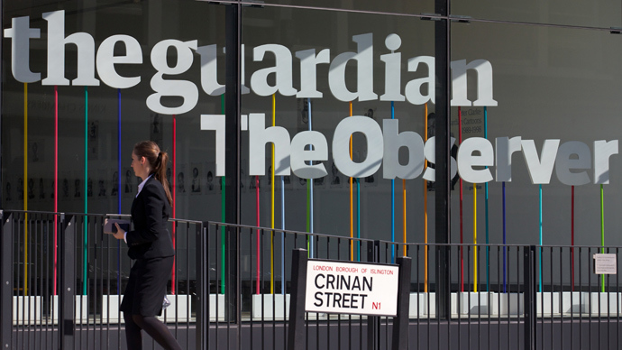 Guardian editor wins top European press honor for Snowden reporting