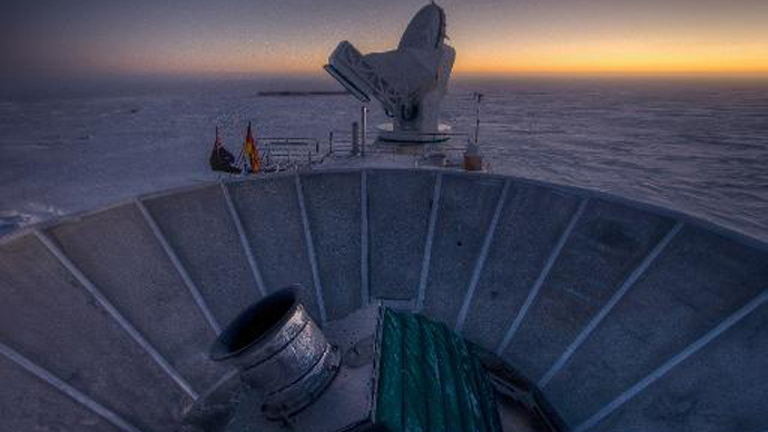 ​Discovery of rapid 'cosmic inflation' boosts Big Bang theory