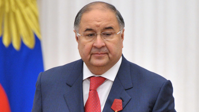 Russia's richest man Usmanov ditches Apple and Facebook for China