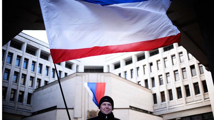State Duma welcomes Crimea referendum result, pledges full support