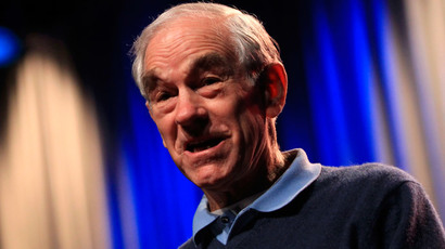 Ron Paul: Obama's bombing campaign in Iraq and Syria 'immoral and illegal'