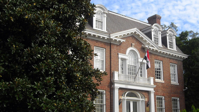 US shuts down Syrian embassy, tells diplomats to leave