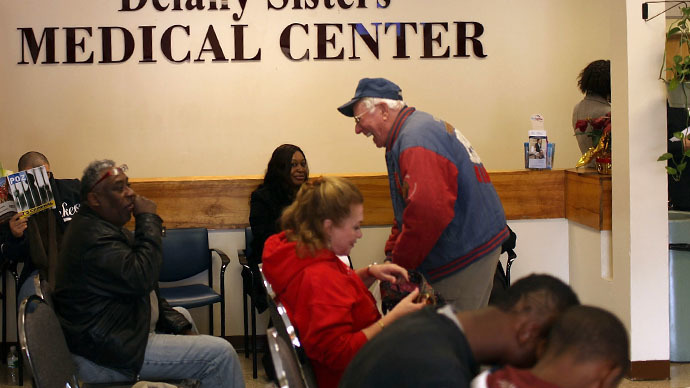 ​Tale of two counties: Poverty linked to lower life expectancy in US