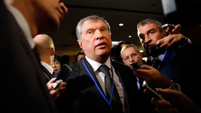 Rosneft CEO invites Japan to make billions with Russia