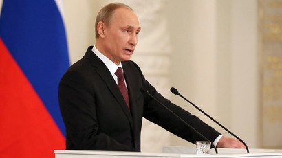 Putin's annual Q&A: 10 most compelling quotes