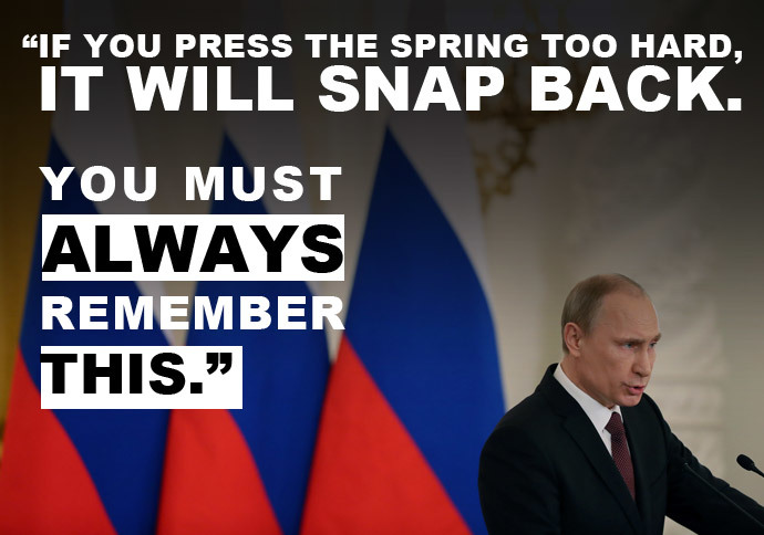 Top 10 Powerful Quotes From Putin S Historic Crimea Address Rt World News