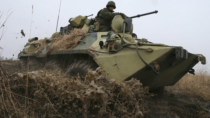​Ukrainian inspectors in Russia look for undeclared deployment of troops