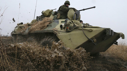 Only 11% of Ukrainian soldiers opted to quit Crimea